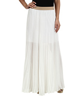 BCBGMAXAZRIA - Estel Sunburst Pleated Skirt