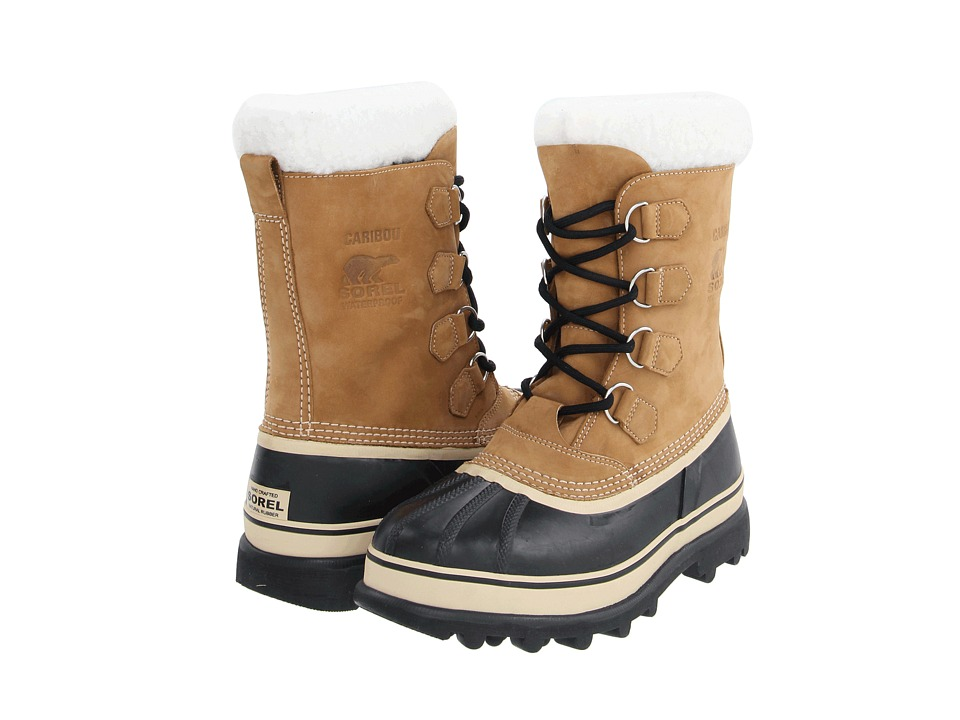 SOREL - Cariboutm (Buff) Mens Cold Weather Boots