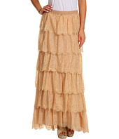 BCBGMAXAZRIA - Edita Tiered Lace Skirt