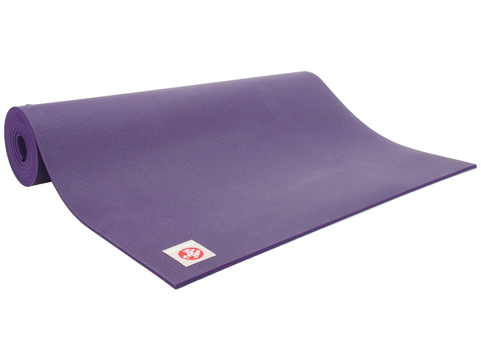 Manduka PRO Black Magic Yoga Mat (Long) (Black Magic) Out...