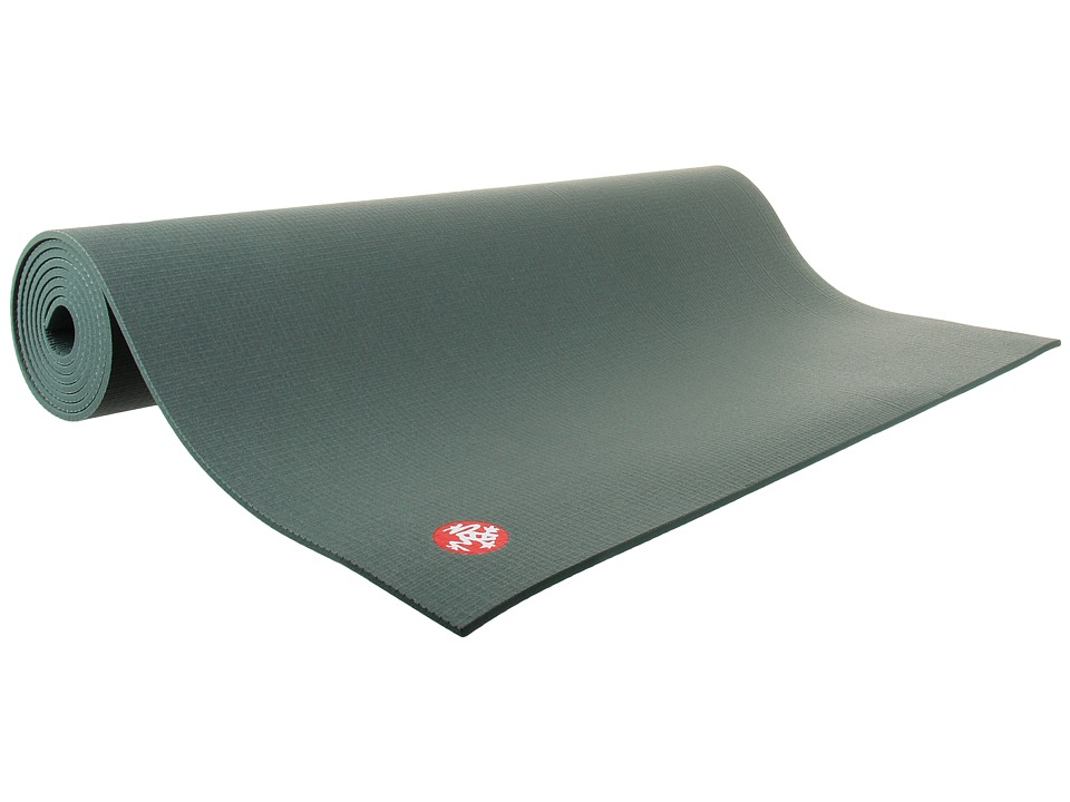 Manduka PRO Black Sage Yoga Mat (Long) (Black Sage) Outdo...