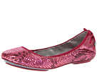 Cole Haan - Air Bacara Ballet (Metallic Winery Snake Print/Winery Suede) - Cole Haan Shoes