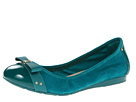 Cole Haan - Air Monica Ballet (Pendant Teal/Patent) - Footwear