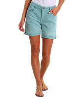 !iT Denim - Bonaroo Slouch Shorts in Onda De Mar