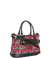 Betsey Johnson - Cherry Boom Satchel