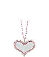 Tarina Tarantino - Fizzy Disco Heart Necklace