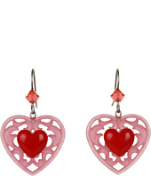 Tarina Tarantino - Candy Cupid Earrings