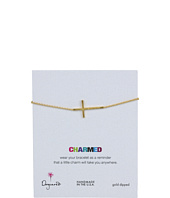 Dogeared Jewels - Charmed Large Basic Cross Bracelet