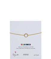 Dogeared Jewels - Charmed Simple Circle Bracelet