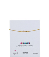 Dogeared - Charmed Basic Cross Bracelet