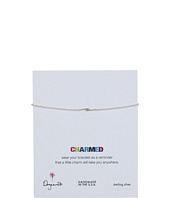 Dogeared Jewels - Charmed Lightning Bolt Bracelet