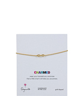 Dogeared Jewels - Charmed Classic Infinity Bracelet