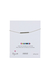 Dogeared Jewels - Charmed Large Bar Bracelet
