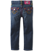 True Religion Kids - Girls' Julie Skinny Multicolor Super T in Memphis (Toddler/Little Kids/Big Kids)