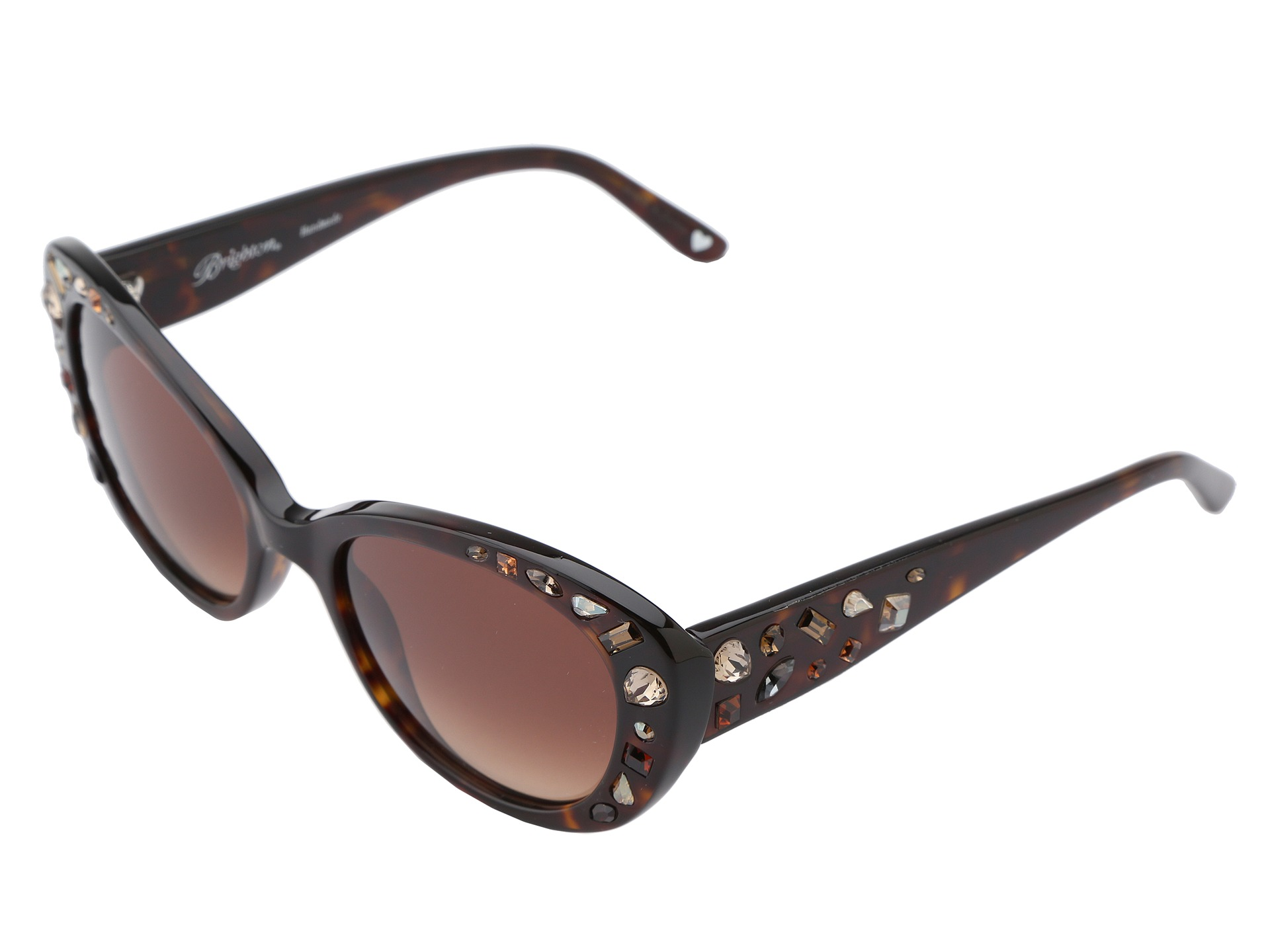 brighton rock with you sunglasses tortoise shipped
