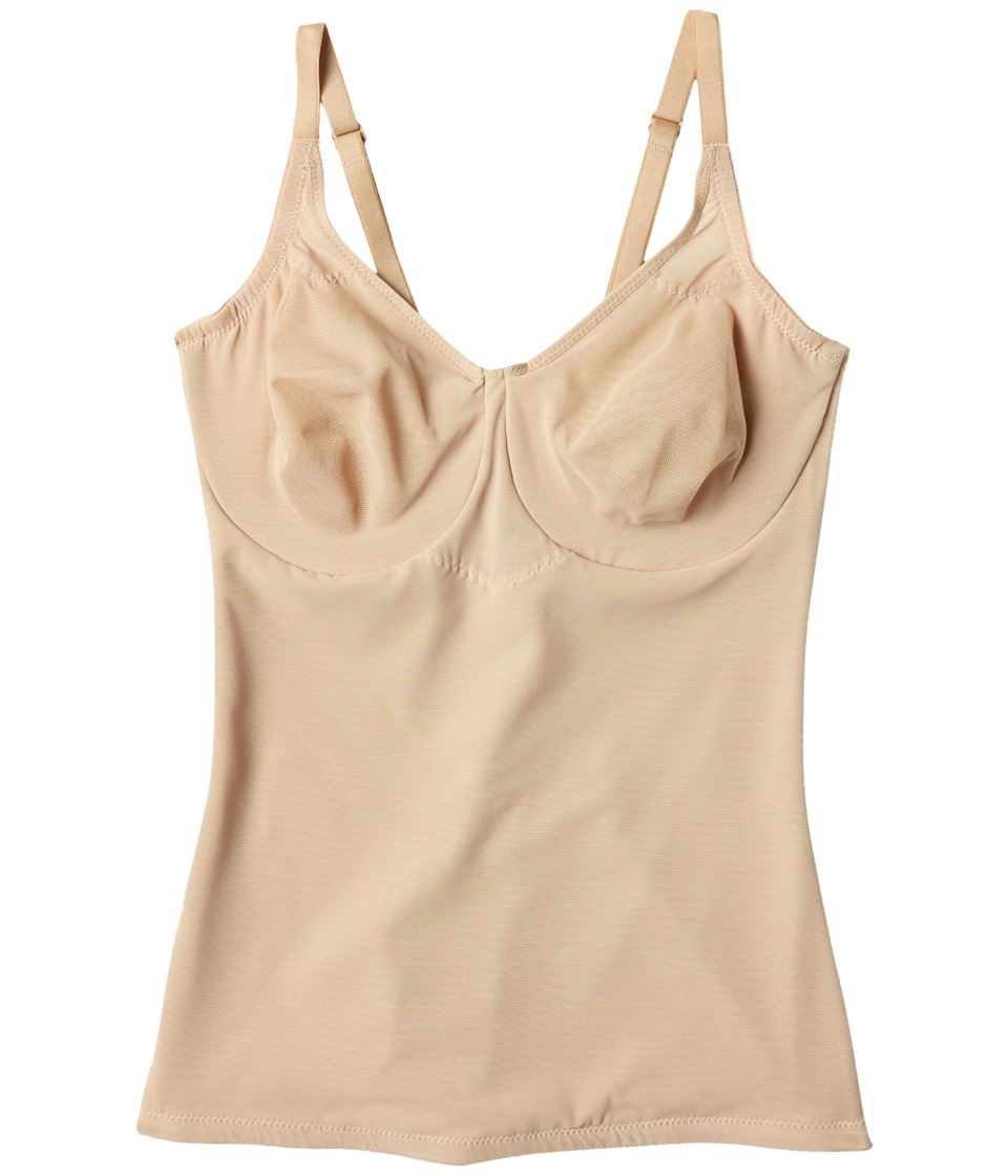 Miraclesuit Shapewear - Extra Firm Sexy Sheer Shaping Underwire Camisole