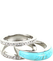 Michael Kors - Status Links Pave Insert Ring