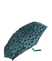 Marc by Marc Jacobs - Neon Skulls Umbrella