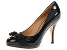 Salvatore Ferragamo - Tina (Nero Patent) - Footwear