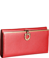 Salvatore Ferragamo - 4633 Icona Continental Wallet