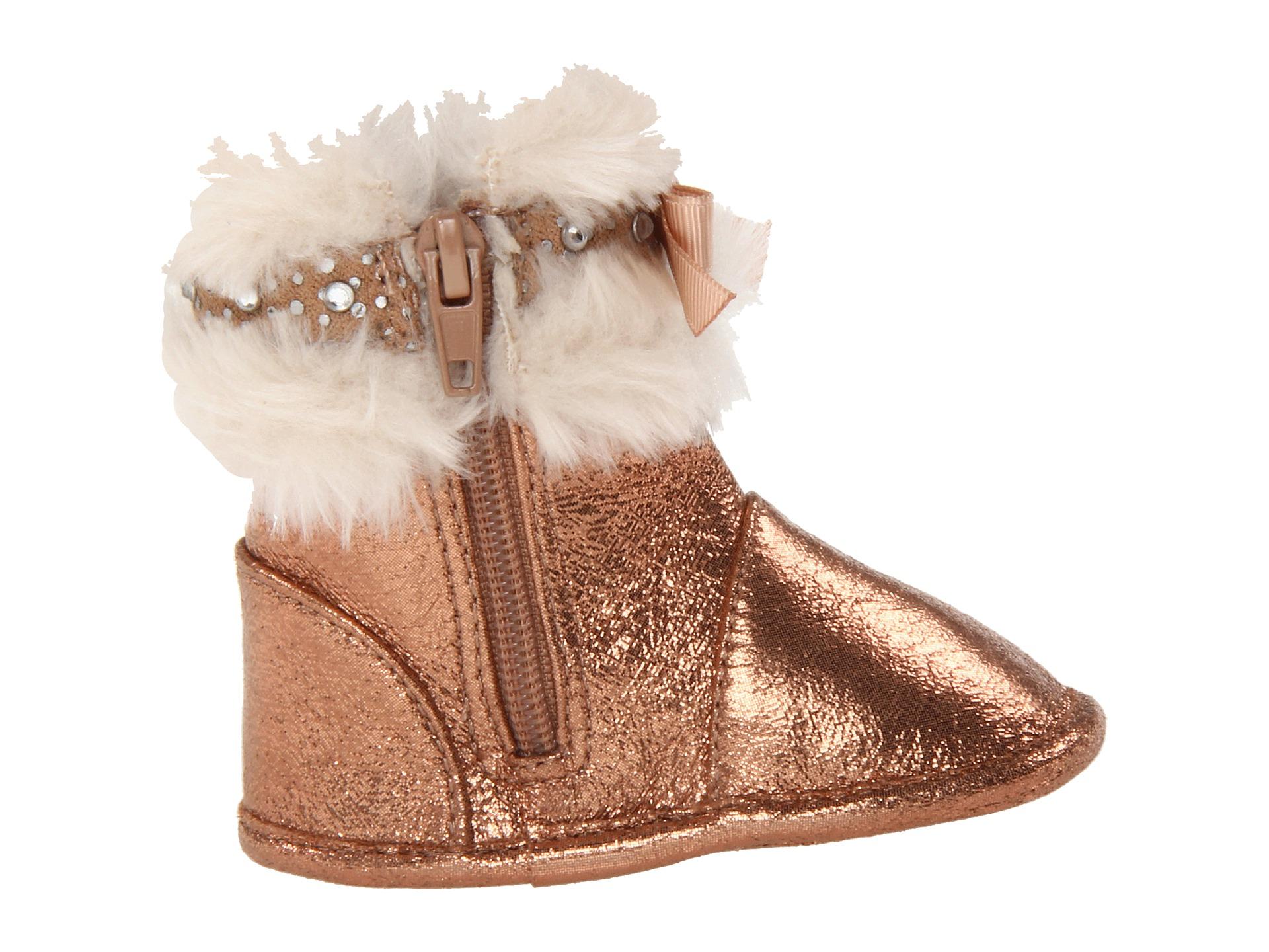Michael Michael Kors Kids Baby Oliva Boot Infant Toddler