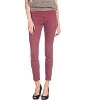 Genetic Denim - Raquel Silk Mid-Rise Crop in Vamp