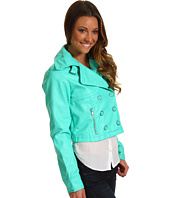 dollhouse - Butter Touch PU Jacket w/ J Pockets