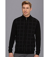 Ashworth - AM8052 Merino Wool Full Zip Wind Sweater