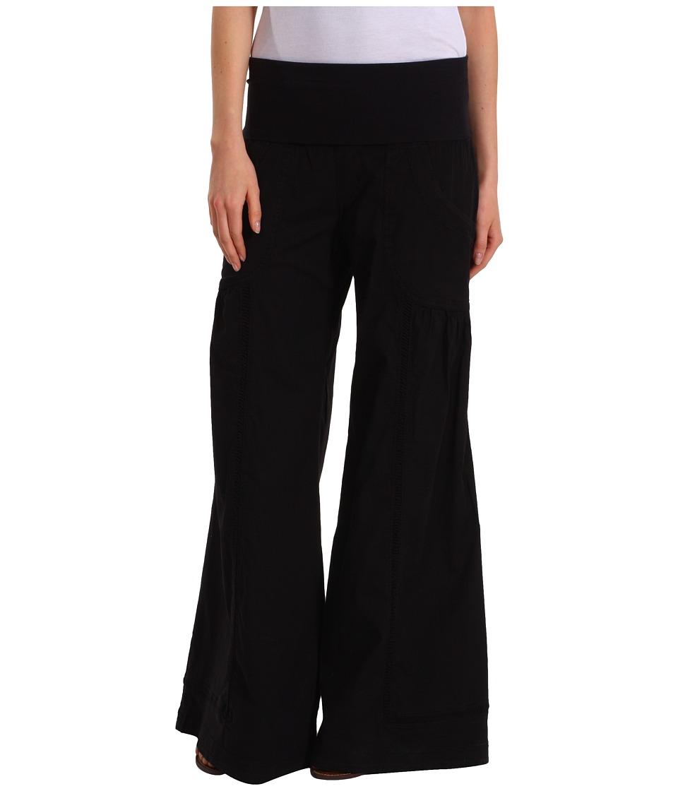 XCVI Lovejoy Pant Black Womens Casual Pants