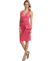 Maggy London - Stretch Taffeta Side Bow Cocktail Dress