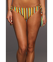 Lucky Brand - Santiago Sunrise Shirred Back Basic Bottom