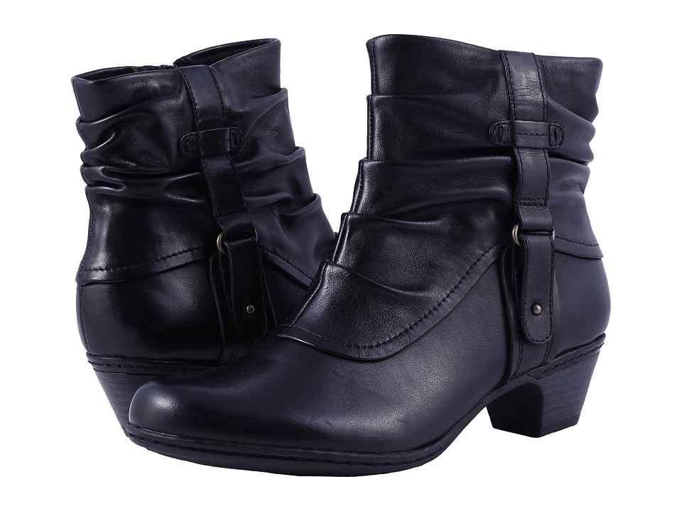 Rockport Cobb Hill Collection - Cobb Hill Alexandra (Black) Womens Boots