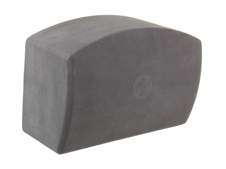 Manduka - Manduka Recycled unBLOK (Thunder) Athletic Sports Equipment