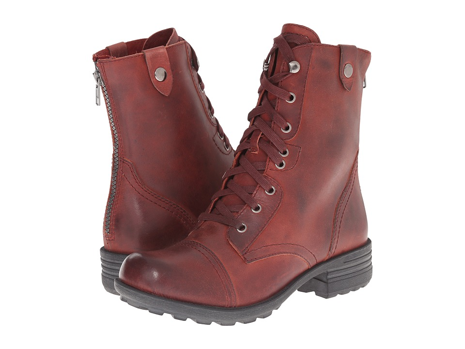 Rockport Cobb Hill Bethany (Dark Red) Women