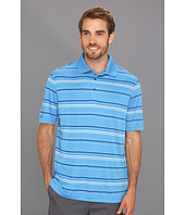 Ashworth - AM3060 Performance Interlock Stripe Polo