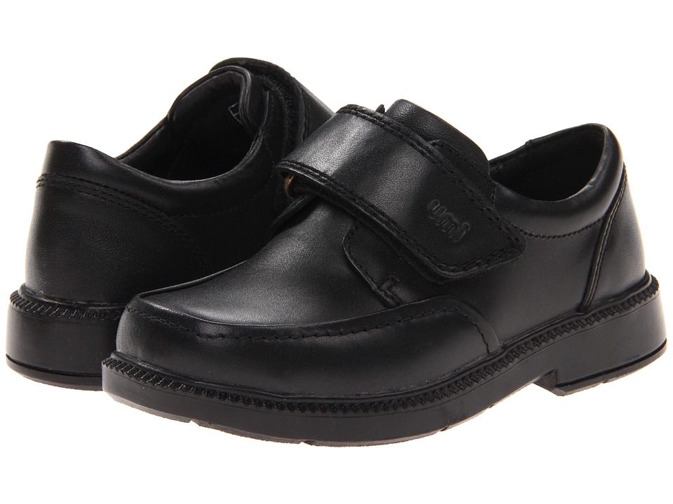 Umi Kids Karll I (Toddler/Little Kid) (Black) Boy's Shoes