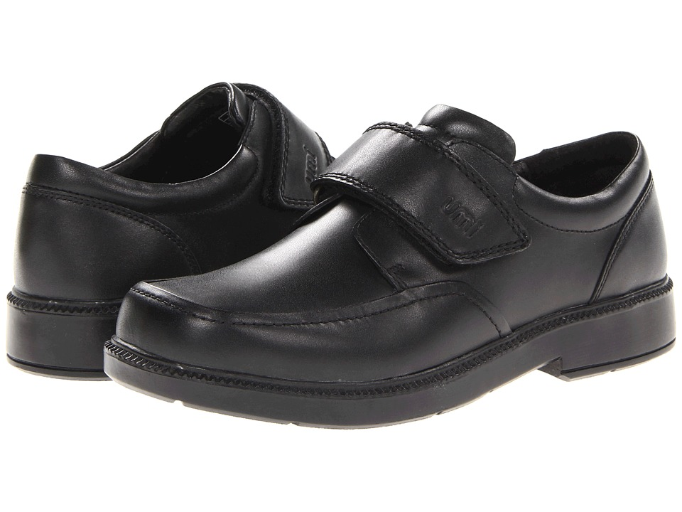 Umi Kids Karll III (Big Kid) (Black) Boy's Shoes