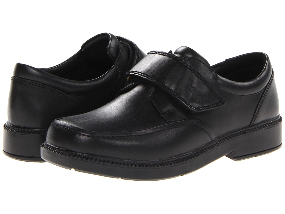 Umi Kids Karll II (Little Kid/Big Kid) (Black 2) Boys Shoes