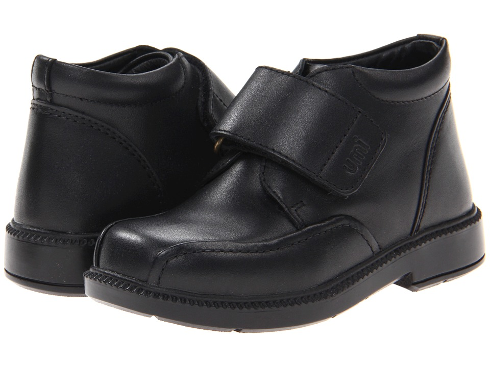 Umi Kids Stanton I (Toddler/Little Kid) (Black) Boy's Shoes