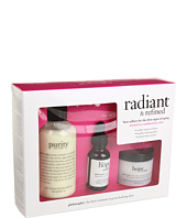Philosophy - radiant & refined normal skin kit