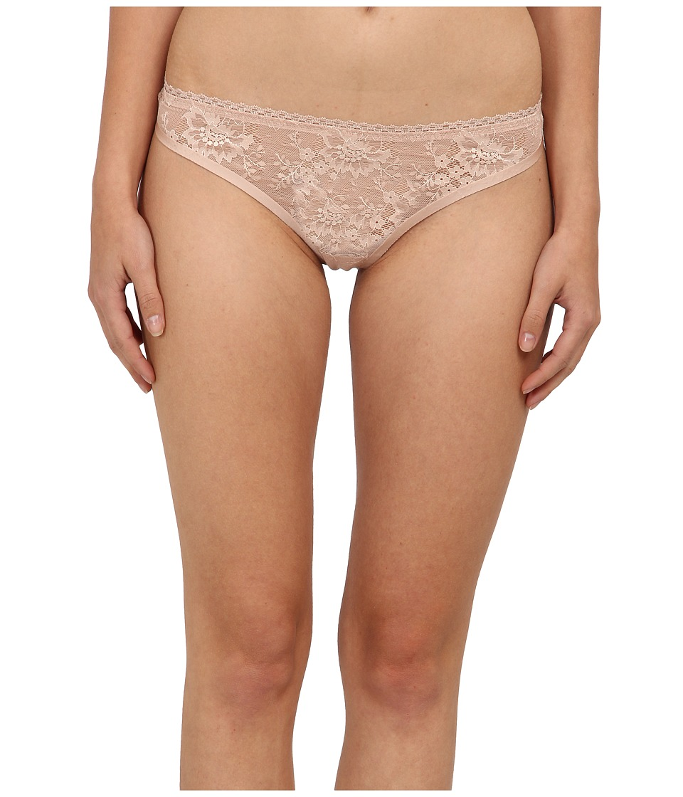 Stella McCartney Stella Lace Thong Blush Pink Womens Underwear