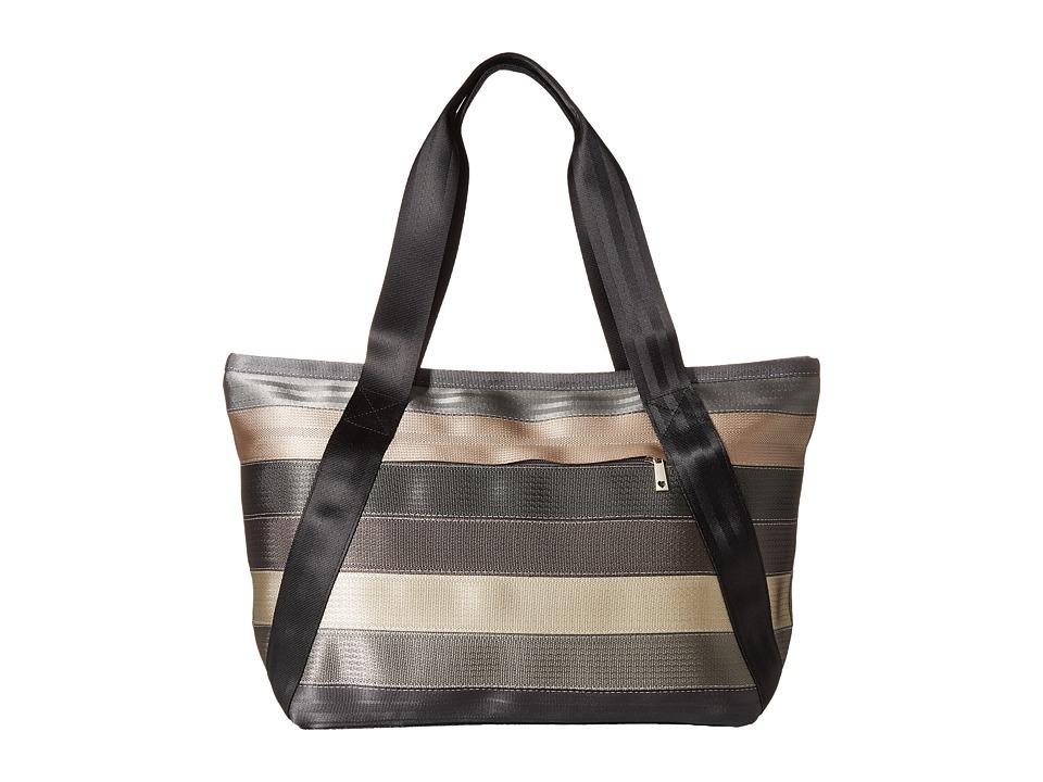Harveys Seatbelt Bag - Large Boat Tote W/Outside Pockets (Treecycle) Tote Handbags