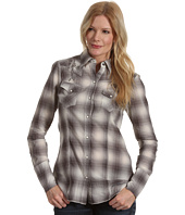 Stetson - Smoke Ombre Plaid L/S Shirt