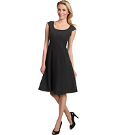 Stetson - Wool Blend Cap Sleeve Dress