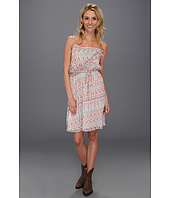 Stetson - Printed Chiffon Dress