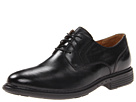 Clarks - Un.Walk (Black Leather) - Clarks Shoes