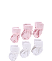 Jefferies Socks - Rock-A-Bye 6-Pack (Infant/Toddler)