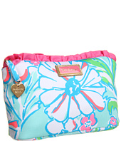 Lilly Pulitzer - Frou Frou Makeup Bag - Medium