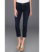 7 For All Mankind - Slim Straight in Slim Illusion Dark Rich Blue