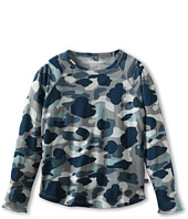Stella McCartney Kids - Max Boys L/S Camouflage Tee (Toddler/Little Kids/Big Kids)